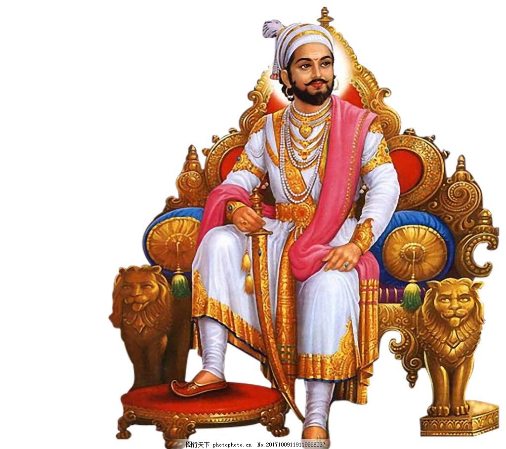 印度男神像免抠png透明素材