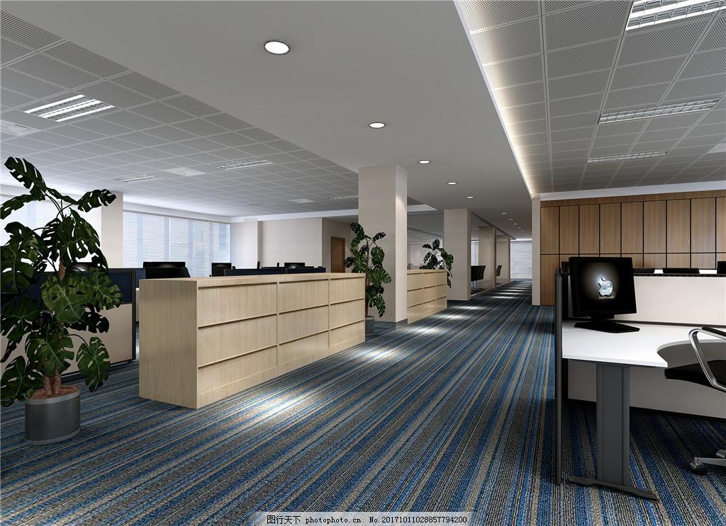 裝修效果圖 輕奢 歐式 時尚 辦公室裝修 jpg 高清大圖   上傳: 2017