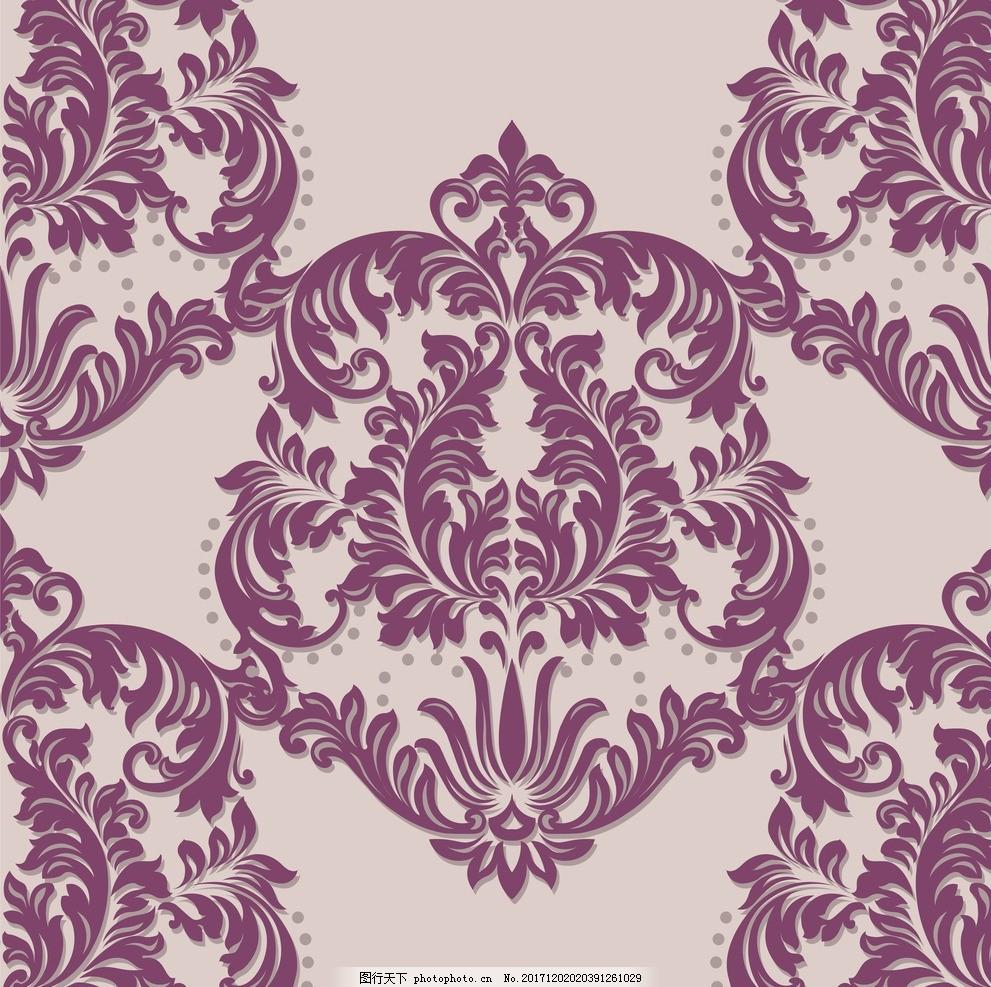壁纸 花纹背景 钻石花纹 几何花纹 菱形花纹 圆形花纹 经典花纹 欧式