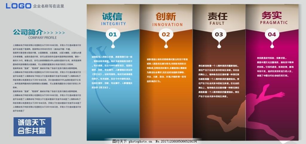 企业文化海报 文化墙 企业文化墙 企业文化宣传栏 企业文化栏 员工
