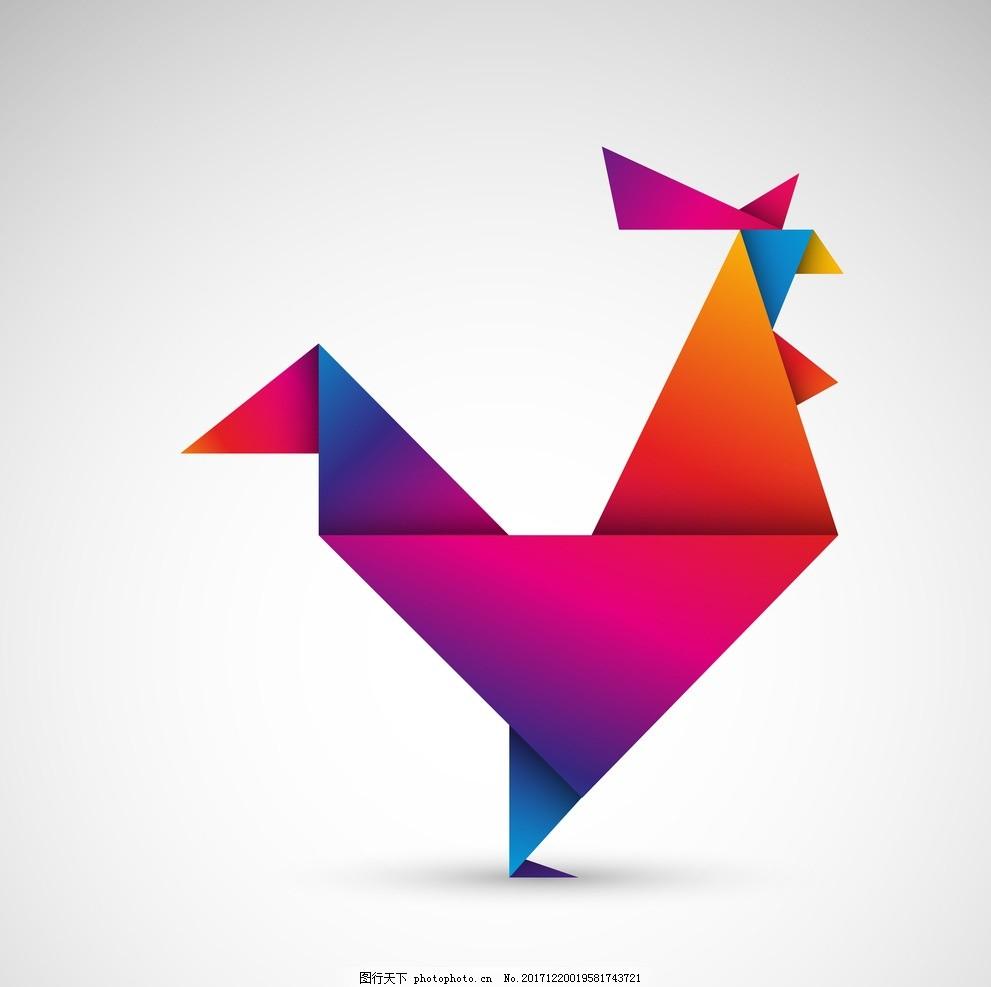 折纸 折纸艺术 蝴蝶 大鸟 大象 马 天鹅 小船 折纸动物 叠纸动物