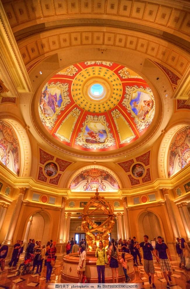 澳门威尼斯人度假村酒店,威记,五星级酒店,旅游摄影,国内旅游,320DPI,JPG